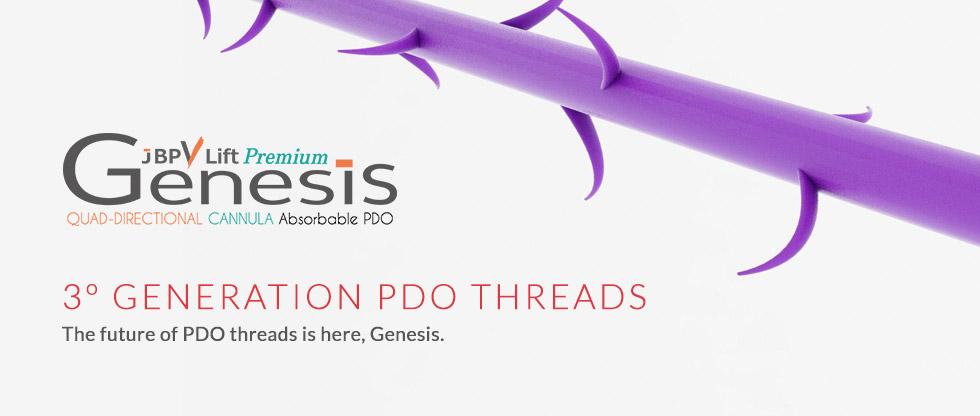 3ª generación Hilos PDO