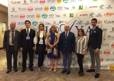 JBP NANOLINK HA FILLERS CONFERENCE, BAKU (SEPT. 2016)